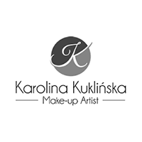 logo Karolina Kuklińska make-up artist
