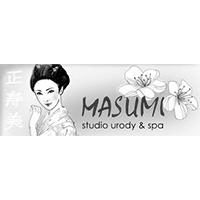 logo Masumi studio urody